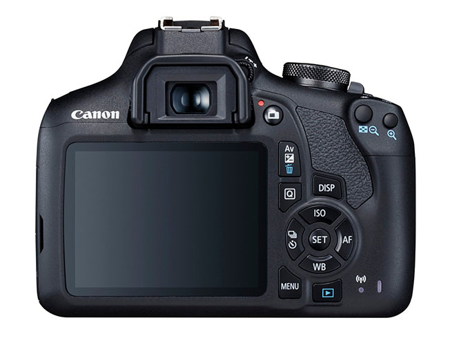 canon2000d 3 - Canon'un Uygun Fiyatlı DSLR modeli EOS 2000D
