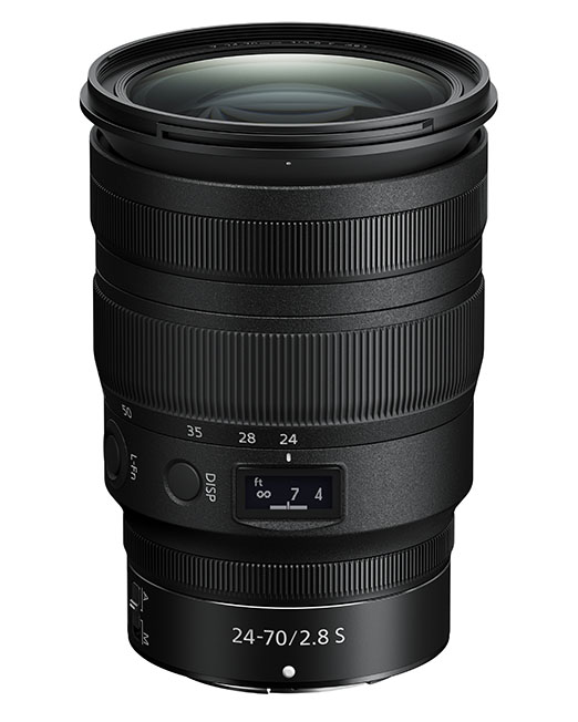 foto1 Z24 70 2.8 angle1.high  - İnceleme: Nikkor Z 24-70mm f/2.8 S