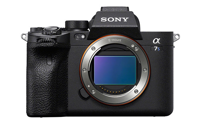 1595999793 A7S III front Large - Sony a7S III