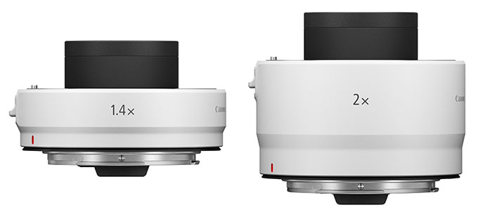 ext rf - Canon RF 600mm ve 800mm
