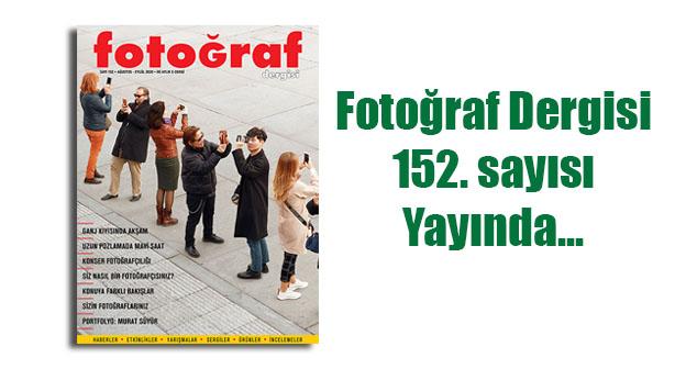 fd152 web - Fotoğraf Dergisi'nin 152. sayısı yayında…
