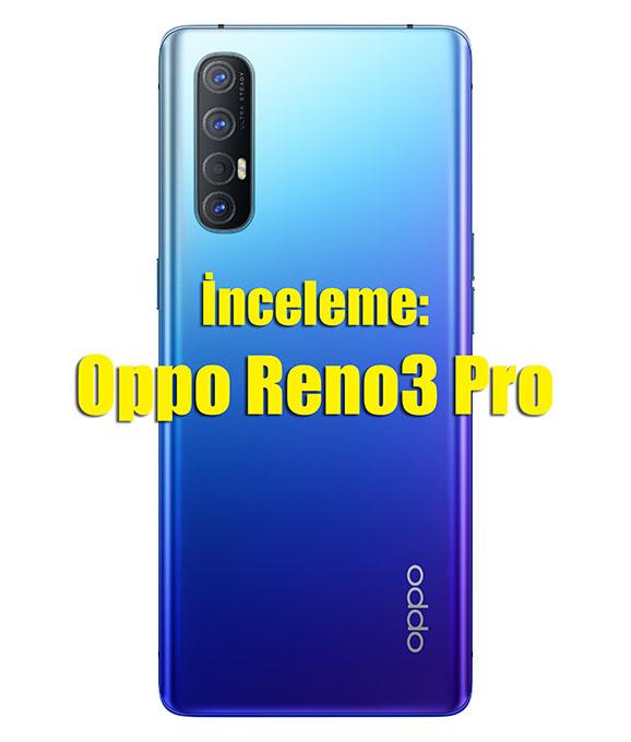 1588750596 Reno3 Pro Starry Blue   back - İnceleme: Oppo Reno3 Pro