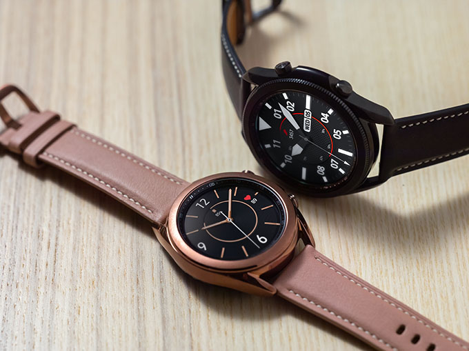1596638651 Galaxy Watch3 product image  1  - Samsung Galaxy Note20 Serisi