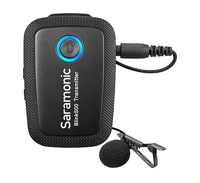 3 - İnceleme: Saramonic Blink 500 B2 Kablosuz Yaka Mikrofonu