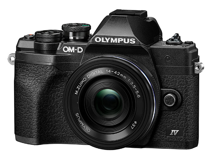 om d e m10 mark iv black ez m1442  product 010 - Olympus OM-D E-M10 Mark IV