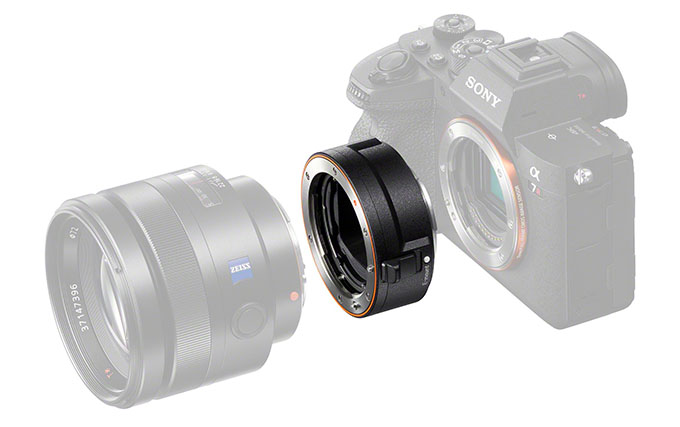 1599549470 LA EA5  2  - Sony'den Yeni Lens Adaptörü