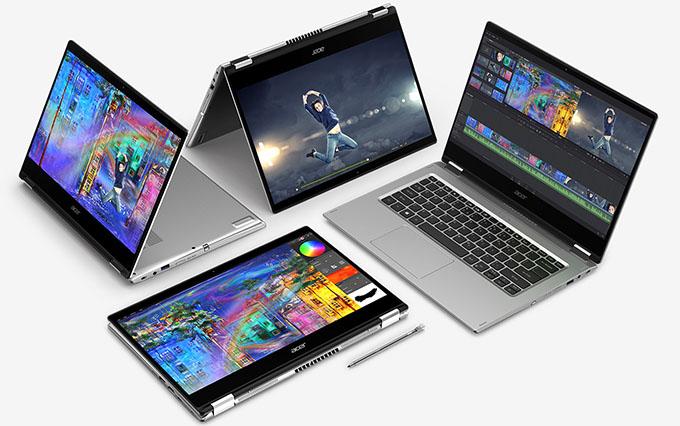 KSP3 - İnceleme: Acer Spin 3
