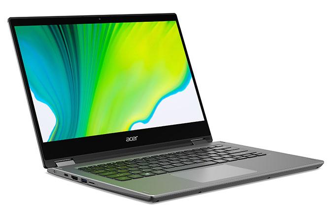Spin 3 SP314 54N 03 - İnceleme: Acer Spin 3