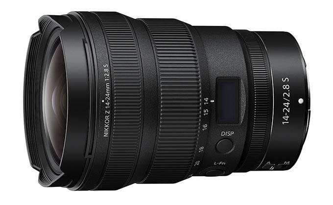 Z14 24 2.8 angle1 - Nikon Z Serisi Objektiflerini Genişletiyor