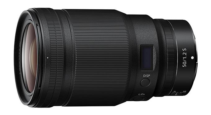 Z50 1.2 angle1 - Nikon Z Serisi Objektiflerini Genişletiyor