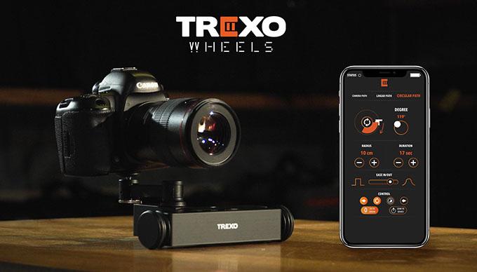 ana gorsel app - Trexo İnovasyon'dan masaüstü dolly: Trexo Wheels