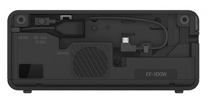 epson ef 100b projeksiyon cihazi 4 600x450 - İnceleme: Epson EF-100B Projeksiyon