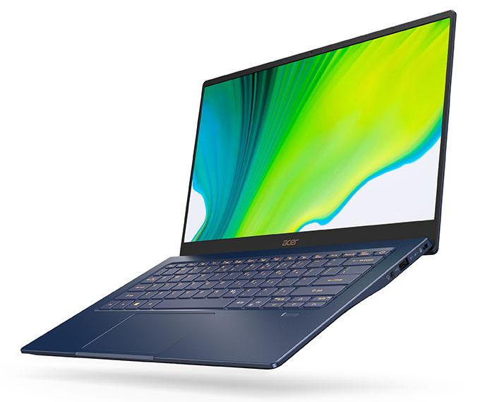 1600074345 Swift 5 SF514 54T SF514 54GT 01 recommended YENI - Modern ve Zarif Ultra İnce Dizüstü: Acer Swift 5