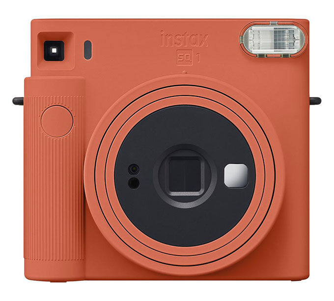 1601977641 instax SQUARE SQ1 killi toprak turuncusu  1  - Fujifilm SQUARE SQ1