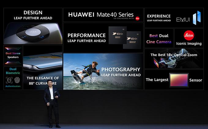 1603373259 Huawei Mate 40 Serisi Lansman    4  - HUAWEI Mate 40 Serisi Tanıtıldı