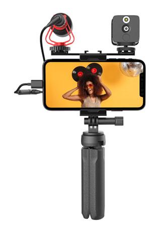 MOZA Vlogging Kit - Moza Gimbal ve Aksesuarları Nar Teknoloji'de…