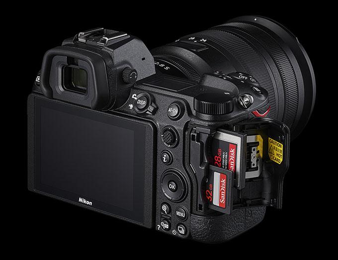 Z6II slots - Nikon Z 7II ve Z 6II Geliyor!