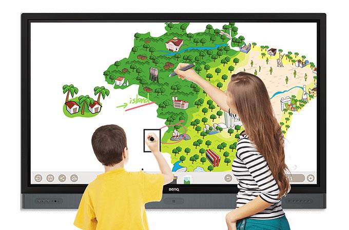 bgoogle - BenQ ve Google'dan eğitim için işbirliği