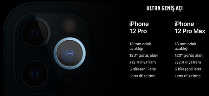 i12 ug - Apple iPhone 12 Pro ve iPhone 12 Pro Max