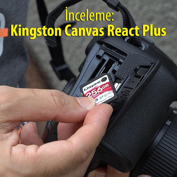 osb - İnceleme: Kingston Canvas React Plus Hafıza Kartı