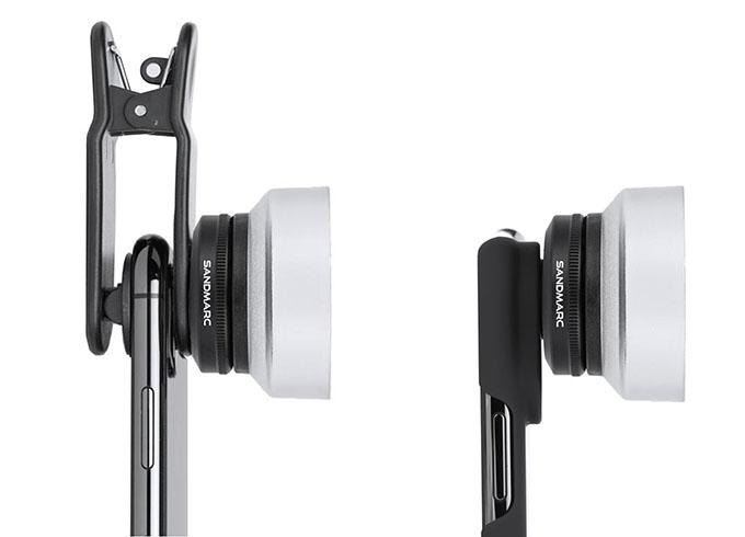 klips kilif - İnceleme: Sandmarc Makro Lens