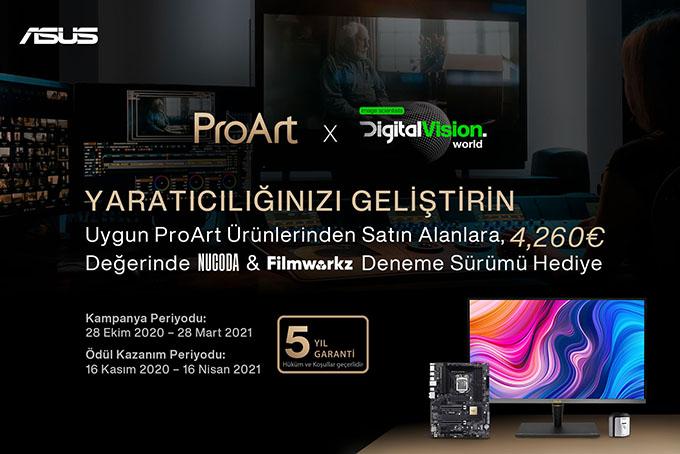 proart bundle program 1800x1200 - ASUS ProArt ürünleri hediyelerle birlikte geliyor