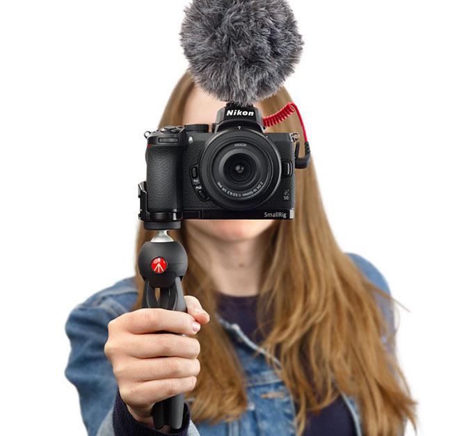 z 50 vlogger kit main benefits original - Nikon Z 50 Vlog Kit