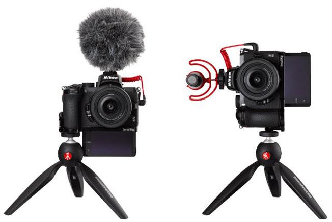 z 50 vlogger kit portability original - Nikon Z 50 Vlog Kit