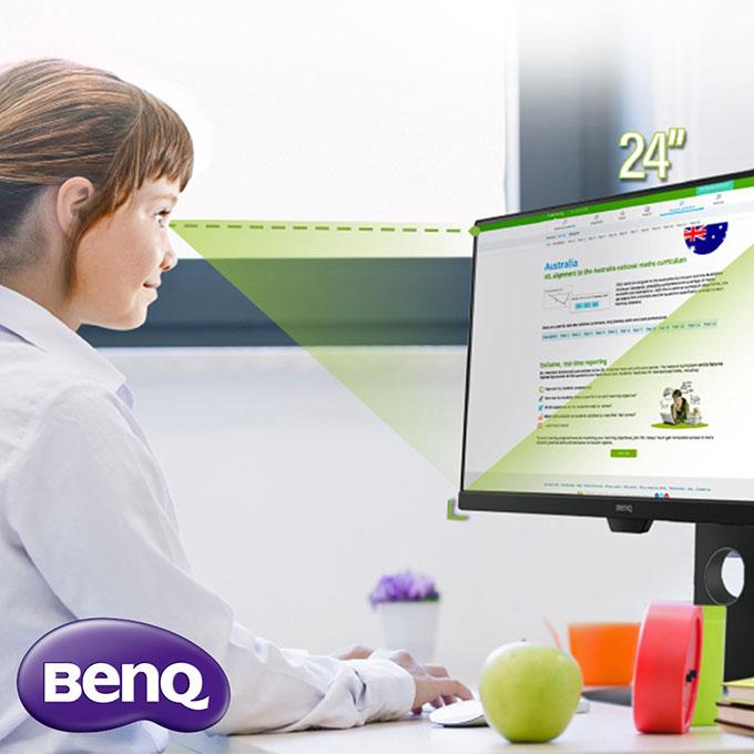 PR scenario BenQ 1 - BenQ'dan Öğrencilere Özel Monitör