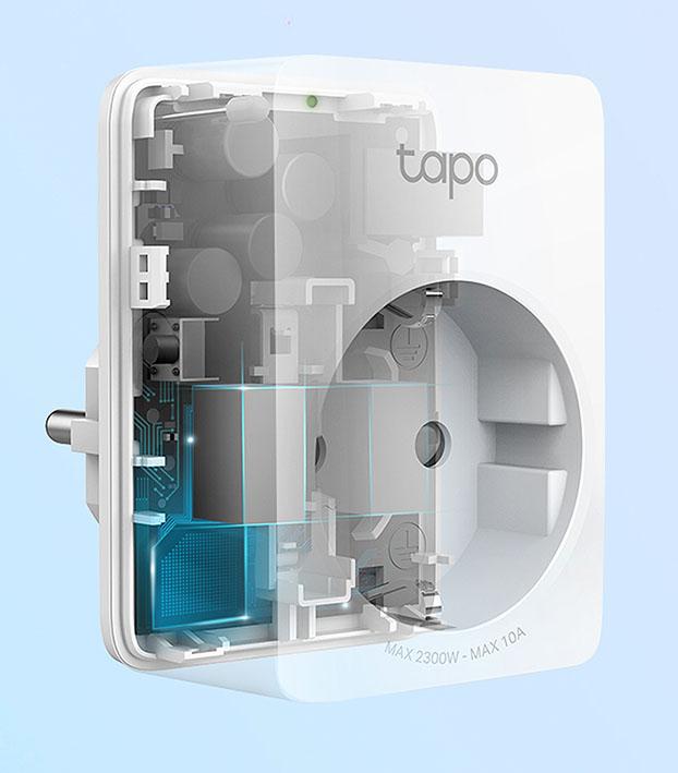 """Tapo P100 EU - İnceleme: TP-Link Akıllı Priz """"Tapo P100"""""""