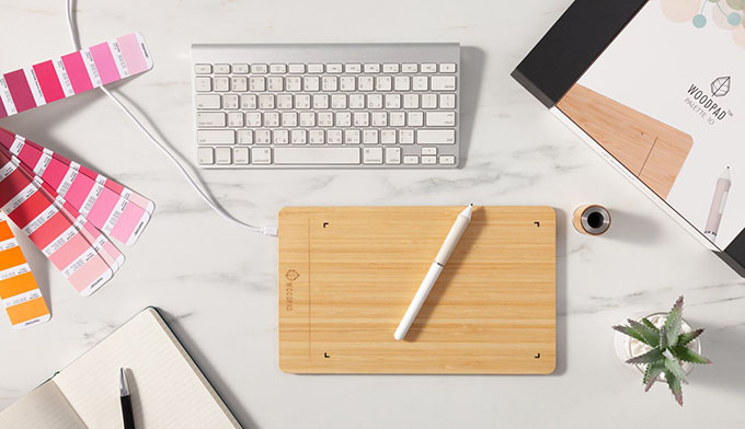 WOODPAD10 6 - İnceleme: Woodpad Bambu Grafik Tablet Serisi
