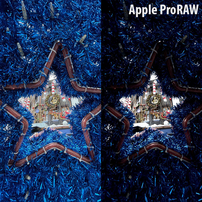 proraw1 - Apple ProRAW nedir?