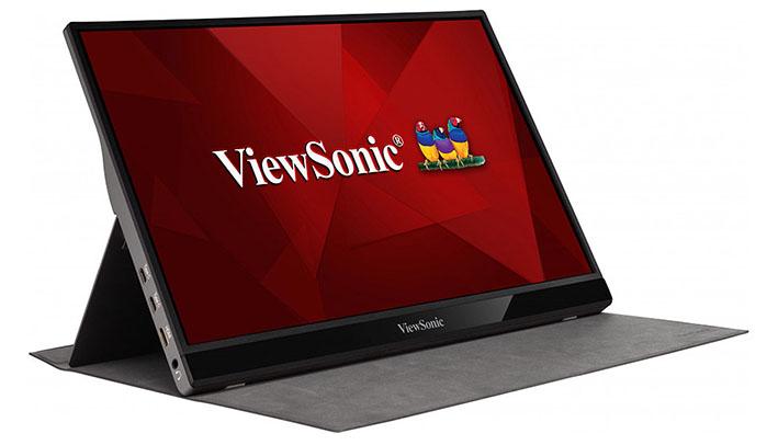 VG1655 RF03 pc - İnceleme: ViewSonic VG1655 Taşınabilir Monitör