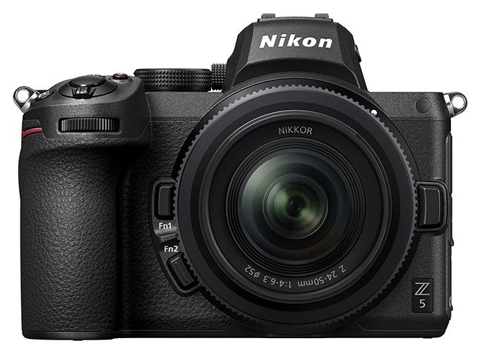 Z5 24 50 4 6 3 front.high  - İnceleme: Nikon Z 5