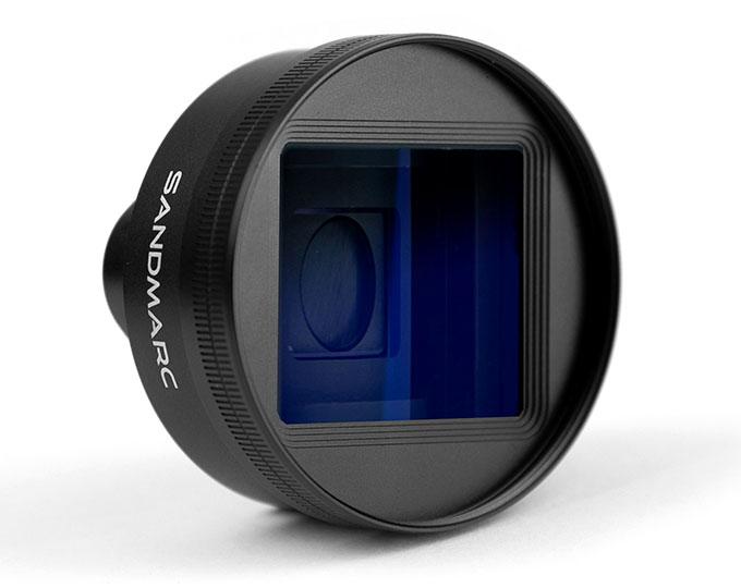 anamorfiklens - İnceleme: Sandmarc Anamorfik Lens