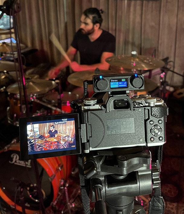 Ozkan1 IMG 0265 k - İnceleme: Hollyland LARK 150 Kablosuz Mikrofon Seti