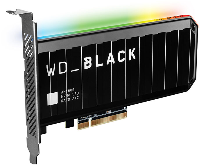 Product: WD_Black AN1500 NVMe SSD