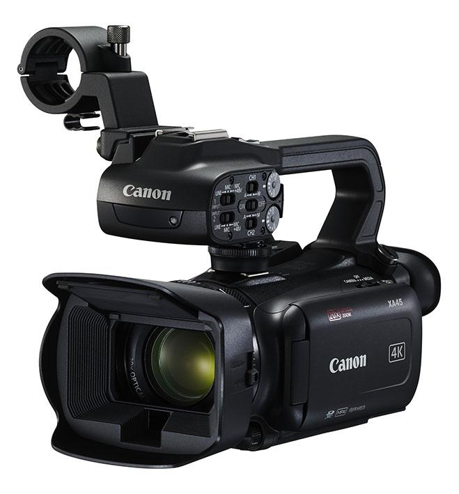 XA45 FSL 02 - Canon XA45 Türkiye'de!