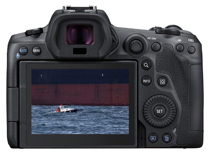 eos r5 back body 44baa0375e644e52b978d9ba921f9fe5 - İnceleme: Canon EOS R5