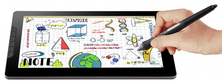 notas angles 2 pc - İnceleme: ViewSonic Notas Grafik Tablet