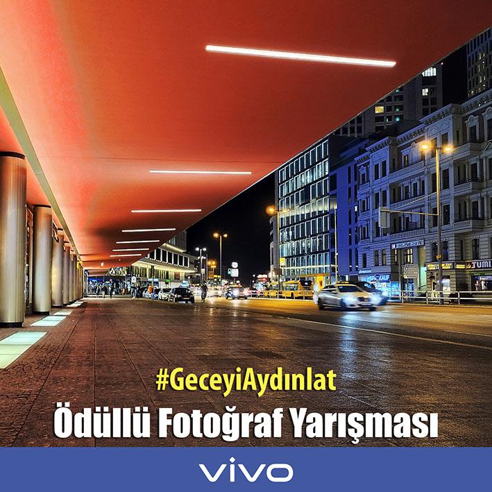 vivo1 yrs web - vivo Türkiye fotoğraf yarışması başladı!