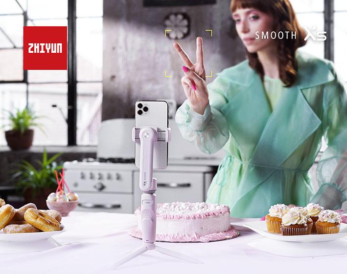 03 - İnceleme: Zhiyun Smooth XS
