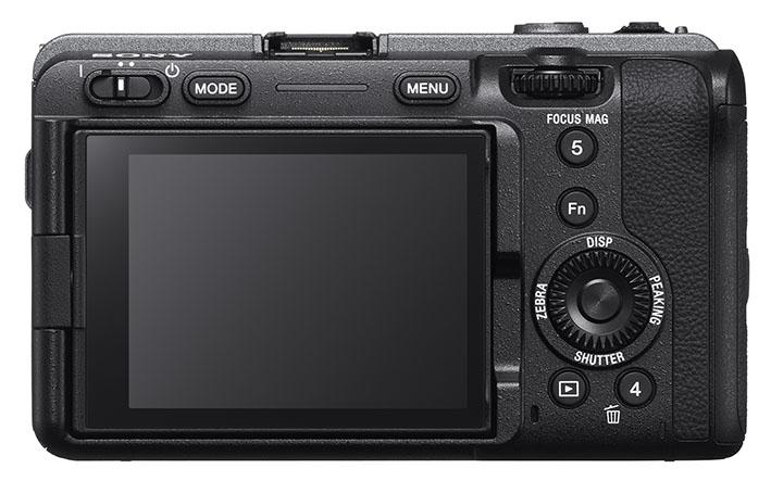 1614754792 FX3 rear - İçerik Üreticilerine Özel Sony FX3