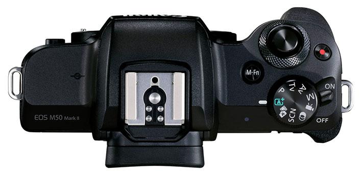 eos m50 mark ii bk top f048f904549340cc9adea824dcec0015 - Canon EOS M50 Mark II