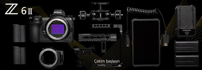 z62kit - Nikon Z 6II Temel Film Seti