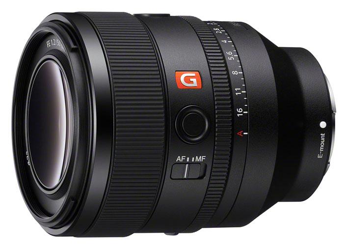 1618482792 1. SEL50F12GM A Mid - Sony FE 50mm F1.2 G Master