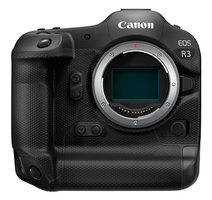 EOS R3 FRT - Canon EOS R3 duyuruldu