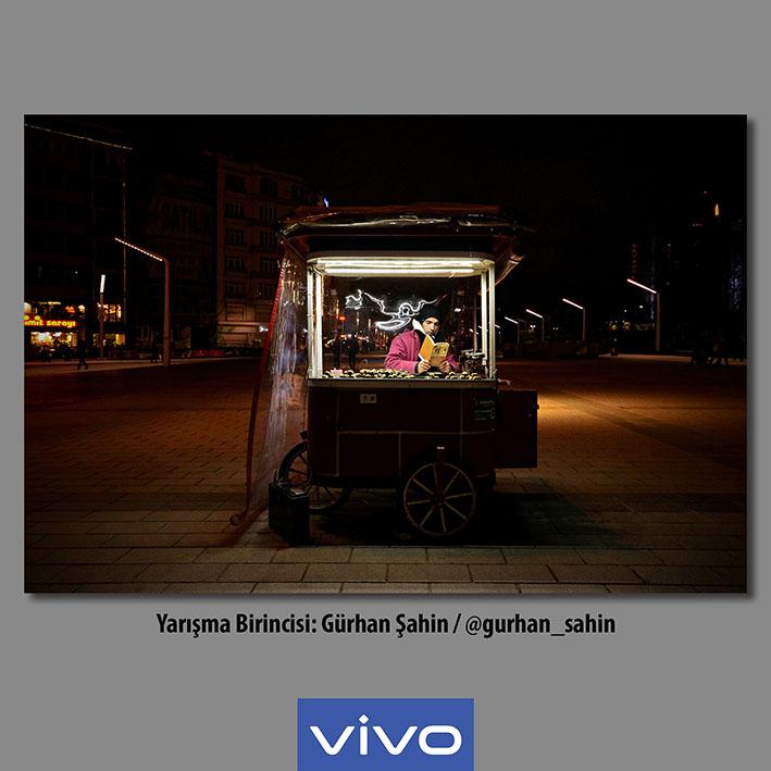 sonuc inst vivo - vivo GeceyiAydınlat Fotoğraf Yarışması Sonuçlandı