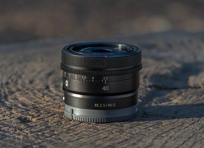 1617177678 4. SEL40F25G Situation1 04926b Mid  - Sony G Lens Serisi Genişliyor
