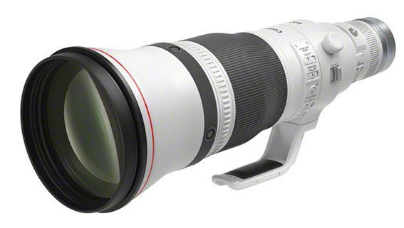 rf 600mm f4l is usm front slant1 175f767b1c6843f686633204e5643a74 - Canon'dan Üç Yeni RF Lens